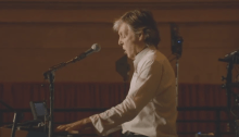 "Paul McCartney ha presentato il nuovo album ""Egypt Station"" in concerto alla Grand Central Station di New York"