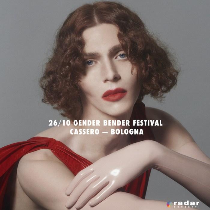 Sophie in concerto venerdì 26 ottobre al Cassero di bologna