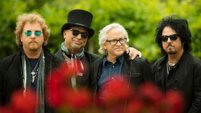 I Toto tornano in Italia il 3 luglio a Marostica, il 4 a Roma e il 5 al Lucca Summer Festival