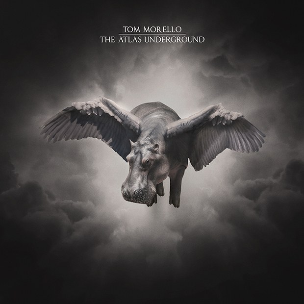 """Cover copertina """"The Atlas Underground"""" Tom Morello album recensione"""