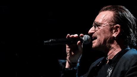 Gli U2 si sono esibiti a Milano il 16 ottobre per la quarta serata al Mediolanum Forum