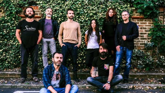 """Il Canzoniere Grecanico Salentino vince """"Best Group"""" ai Songlines Music Awards 2018"""