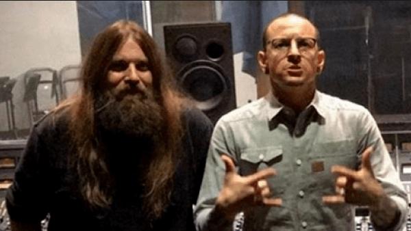 Mark Morton dei Lamb Of God pubblicherà presto un album di inediti insieme a Chester Bennington