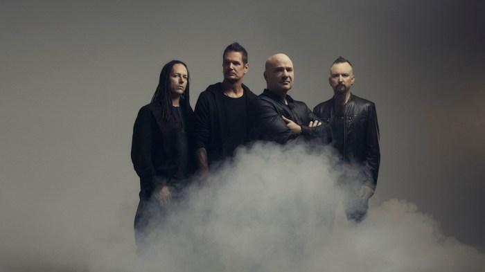"""I Disturbed sono tornati con il nuovo e settimo album """"Evolution"""""""