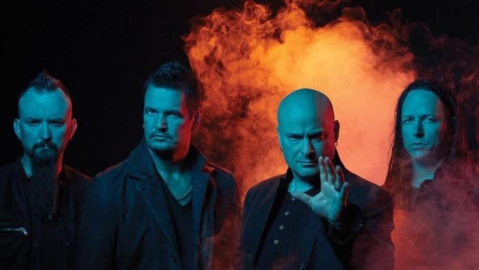 """I Disturbed arrivano in italia il 22 aprile per presentare il settimo album """"Evolution"""""""