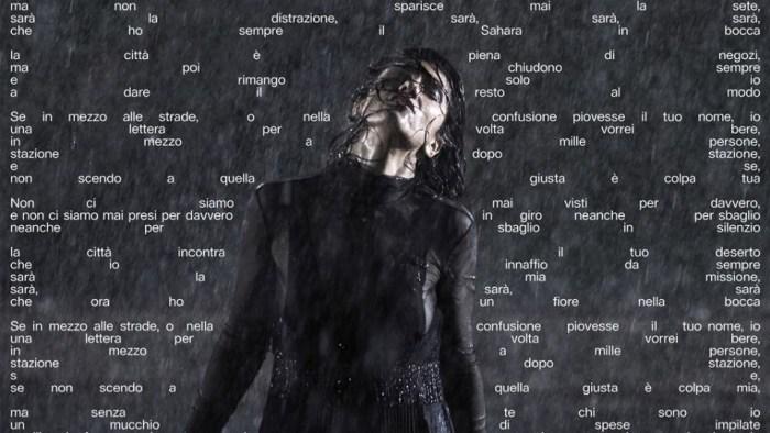 """""""Se Piovesse Il Tuo Nome"""" è il brano più trasmesso dalle radio italiane"""