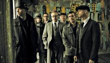 La band celtic punk irlandese torna in Italia il 28 gennaio 2019 per un unico concerto a Bologna