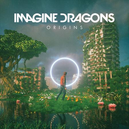 """Cover copertina nuovo album """"Origins"""" Imagine Dragons in uscita il 9 novembre"""