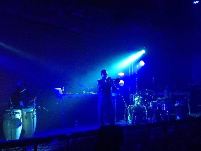 Ariwo sul palco SA Stage venerdì 5 ottobre Spring Attitude Ex Dogana Roma
