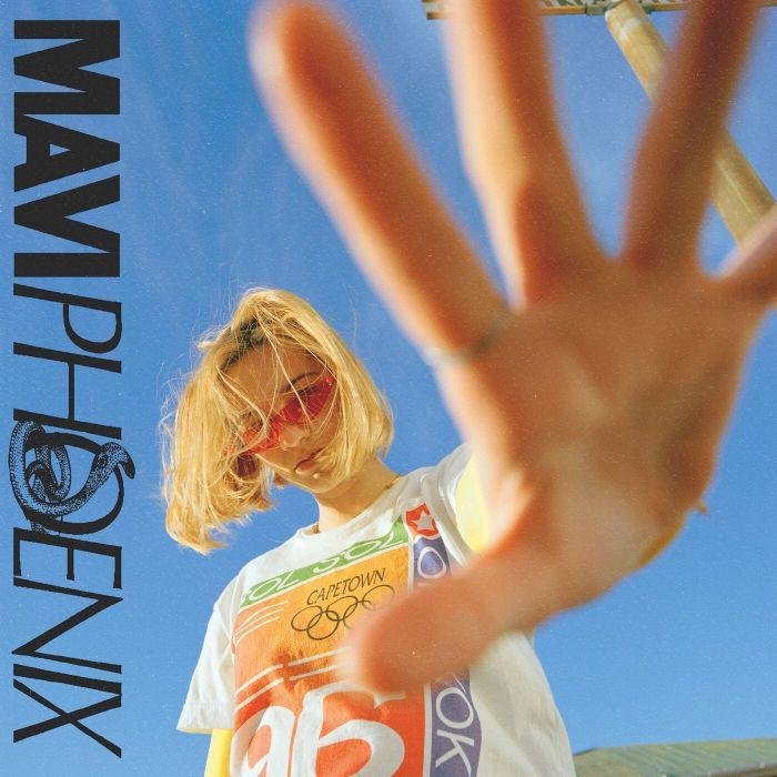 """Cover copertina album """"Young Prophet II"""" Mavi Phoenix"""