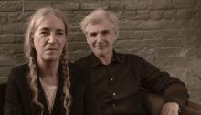 Patti Smith torna in Italia a dicembre per cinque concerti-reading insieme a Tony Shanahan