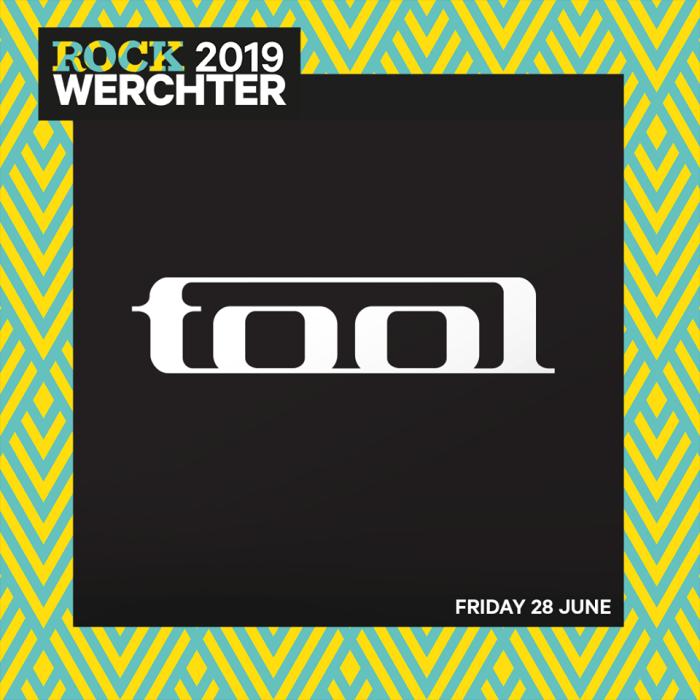 I Tool si aggiungono alla lineup del Rock Werchter 2019