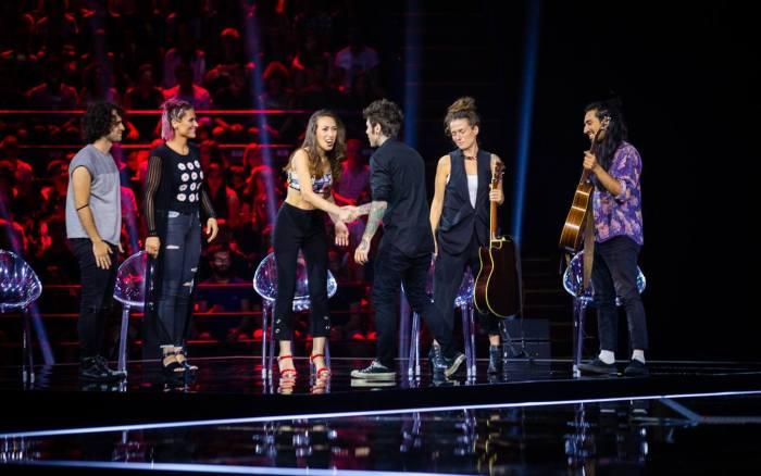 Matteo Costanzo, Jennifer Milan, Naomi Rivieccio, Renza Castelli e Gaston Gordillo sono gli Over che andranno agli Home Visit di X Factor 12 con Fedez