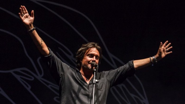 Cristiano De André parte in tour il 30 novembre da Novara