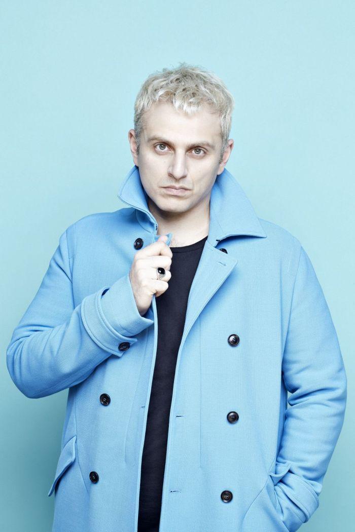 Ghemon ospite del party di Billboard Italia il 25 novembre al Base di Milano