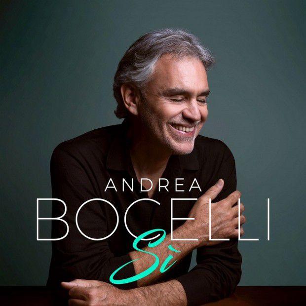 """Andrea Bocelli è tornato con il nuovo album """"Sì"""", leggi la recensione"""