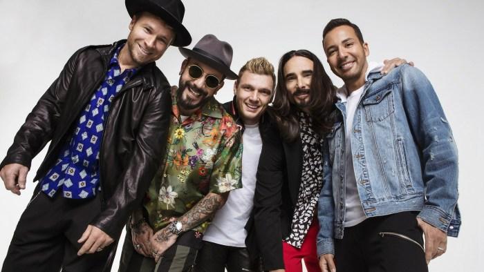"""I Backstreet Boys tornano in concerto a Milano il 15 maggio al Mediolanum Forum con """"DNA World Tour"""""""