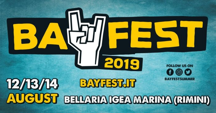 Torna il Bay Fest dal 12 al 14 agosto 2019 con the Offspring e NOFX