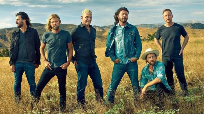 Foo Fighters headliner dell'edizione 2019 del Reading & Leeds