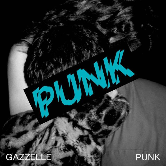 "Gazzelle cover copertina album ""Punk"""