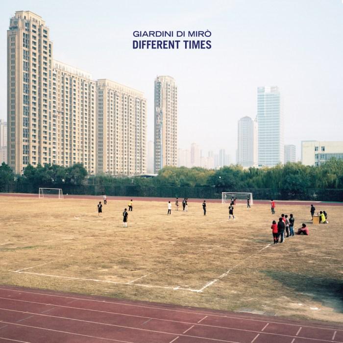 """""""Different Times"""" è il nuovo album dei Giardini Di Mirò in uscita il 30 novembre"""