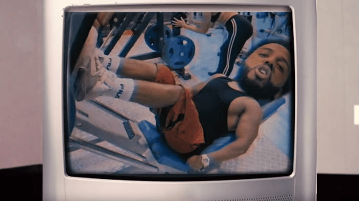 """Leg Day"" è il primo video di LunchBoxDay"