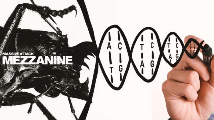 """I Massive Attack hanno inserito il DNA di """"Mezzanine"""" in una bomboletta spray"""