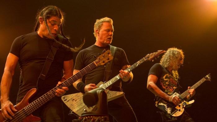 Il 1 febbraio esce l'album in acustico dei Metallica per l'associazione benefica Helping Hands