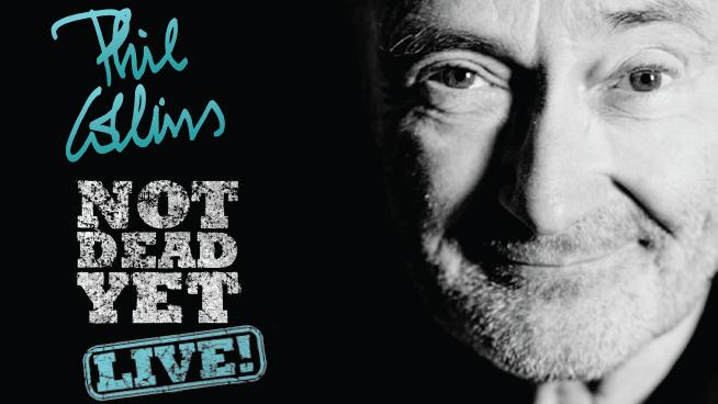 Phil Collins si esibirà il 17 giugno 2019 al Mediolanum Forum di Milano