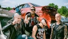 """The Casualties tornano in concerto a gennaio 2019 con quattro concerti in Italia per presentare il nuovo album """"Written In Blood"""""""