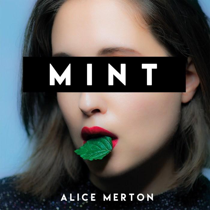 """copertina album Alice Merton """"Mint"""""""