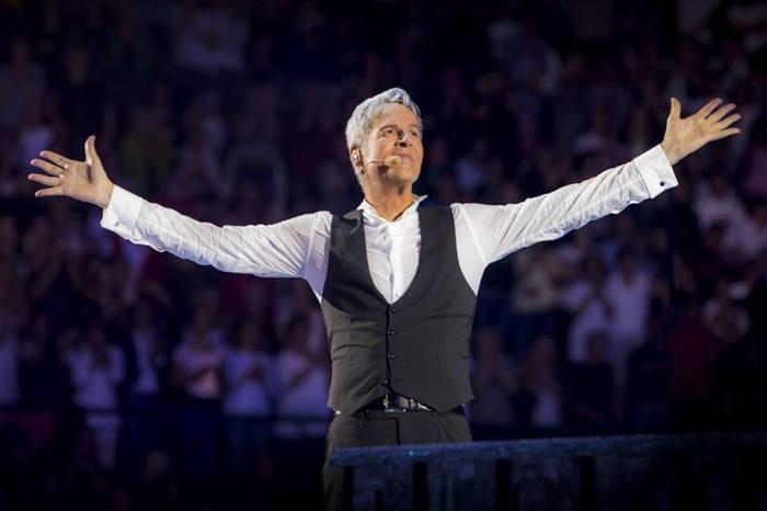 Claudio Baglioni annuncia nuovi concerti a Milano, Livorno, Reggio Calabria e Treviso
