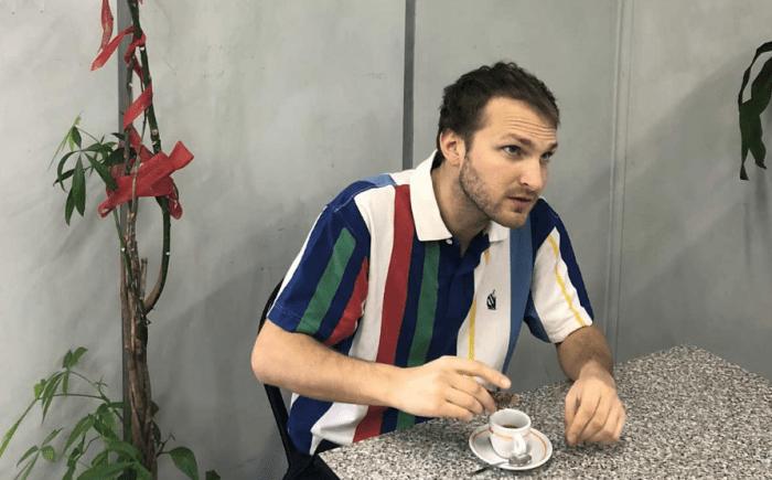 """""""Vinavil"""" è il nuovo singolo di Giorgio Poi"""