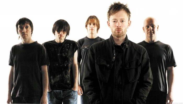 Radiohead nella Rock & Roll Hall Of Fame 2019