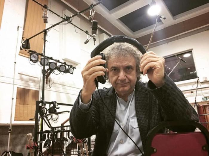 """Roberto Cacciapaglia pubblica il video del nuovo singolo """"Frequency Of Love"""" dal nuovo album """"Diapason"""""""