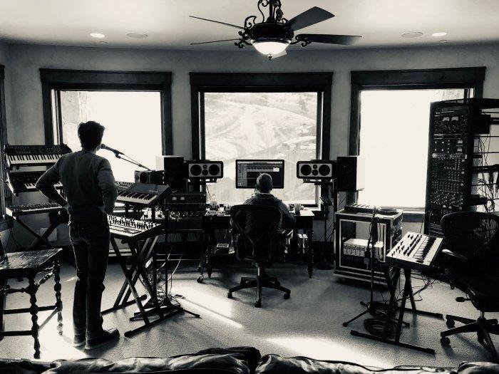 """The Killers in studio per dare vita al nuovo album seguito di """"Wonderful Wonderful"""""""