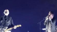"""Tim McIlrath dei Rise Against ha cantato con gli Smashing Pumpkins """"Dangerous Type"""" dei The Cars"""