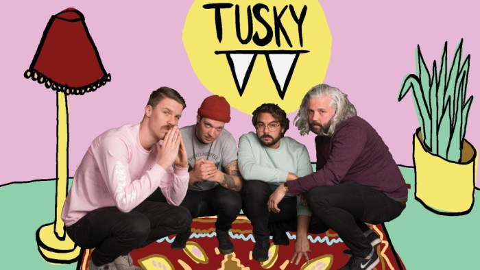 Tusky, band punk-rock dall'Olanda