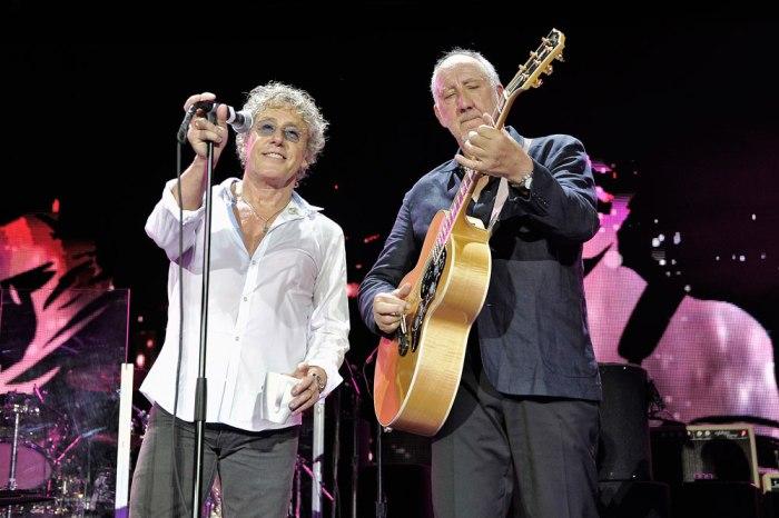 The Who annunciano un concerto sabato 6 luglio allo Stadio di Wembley di Londra con Eddie Vedder e Kaiser Chiefs