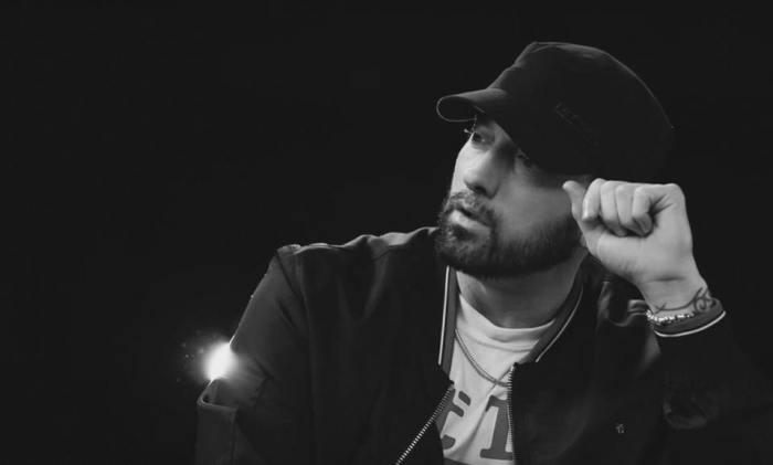Eminem è l'artista che ha venduto più album nel 2018