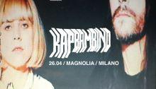 Kap Bambino dal vivo il 26 aprile al Circolo Magnolia di Milano