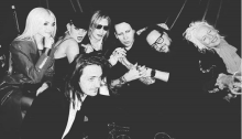 Marilyn Manson compie 50 anni, ecco le foto e video della sua festa di compleanno