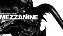 """""""Mezzanine"""" copertina Massive Attack 1998"""