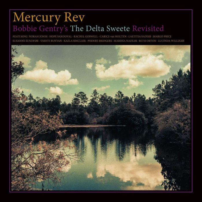"""copertina """"The Delta Sweete"""" Mercury Rev"""