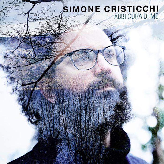 """copertina album """"Abbi Cura Di Me"""" Simone Cristicchi"""