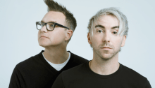 "Mark Hoppus e Alex Gaskarth sono i Simple Creatures e arrivano con il singolo ""Drug"""