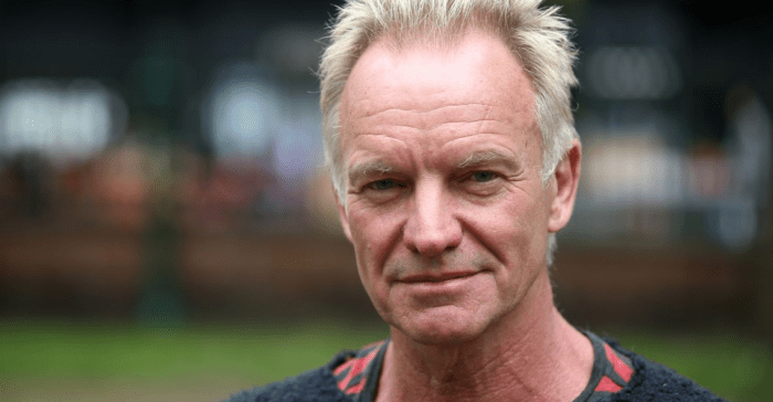 """Sting pubblica la nuova versione di """"Brand New Day"""" dal nuovo disco di canzoni riarrangiate"""