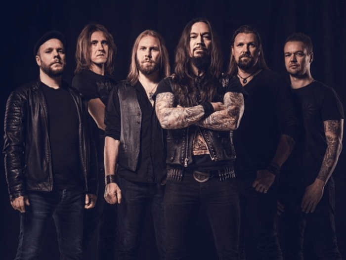 Amorphis dal vivo con i Soilwork il 12 febbraio al Live Club di Trezzo