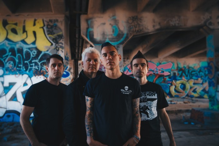 Anti-Flag in concerto il 14 maggio all'HT Factory di Seregno (MB)