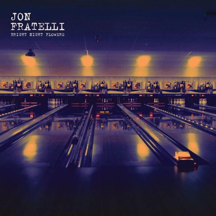 "copertina album ""Bright Night Flowers"" Jon Fratelli"